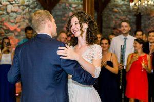 Ako sa pretancovať svadbou